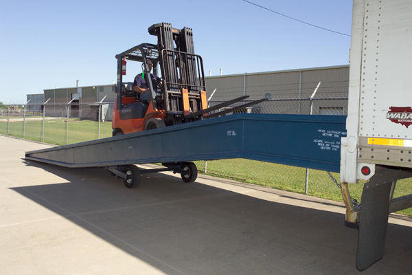 New And Used Portable Loading Docks For Sale Or Rent