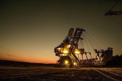 YRG on steel in the future.