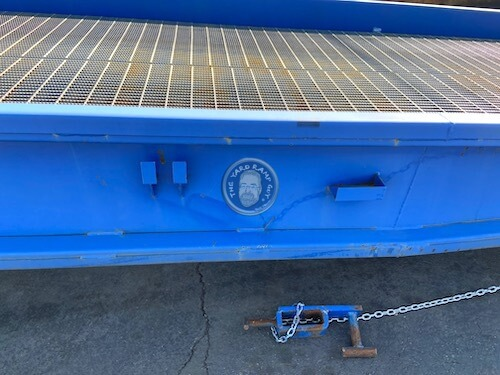 Side: Close Up | Deck | Ramp Clamp