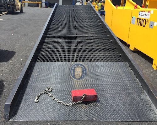 Full Deck: Bottom Up   Tow Boot