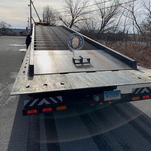 Full Deck: Bottom Up - On Truck