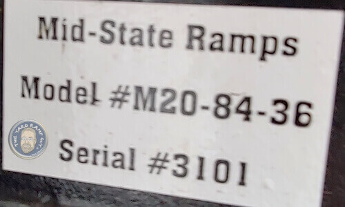 Serial/Model No.