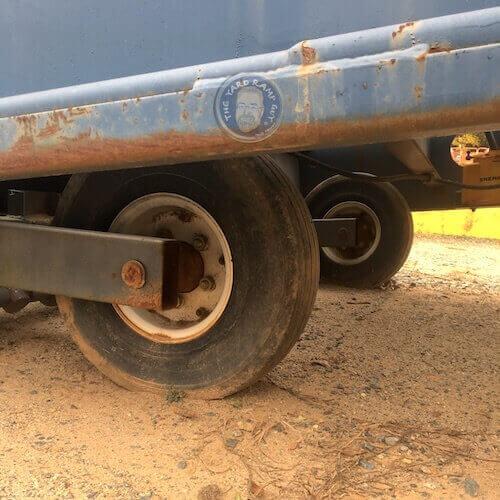 Hydraulic Tires