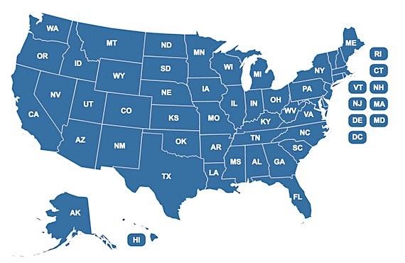 YRG: Inventory Coast to Coast