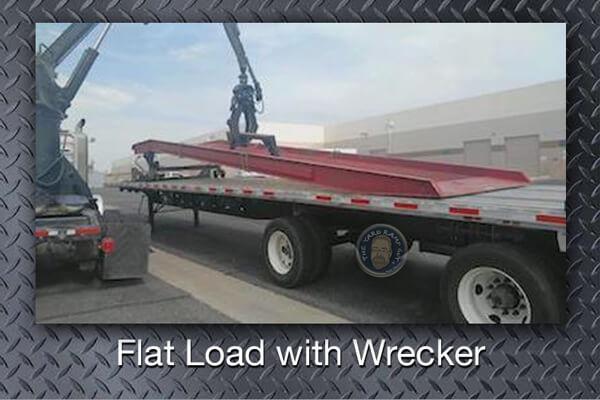 YRG: Flat Load w/Wrecker