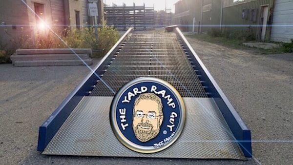 Yard Ramp Guy Options